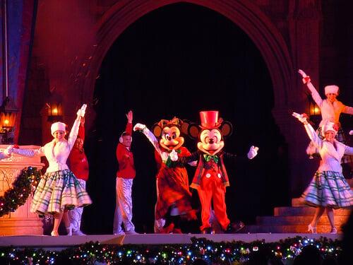 Celebrate the Season stage show