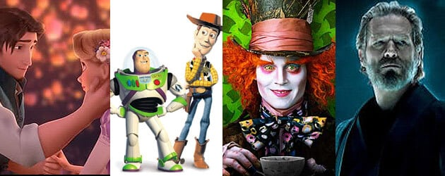 "Disney's 2011 Oscar nominations led by ""Toy Story 3″ including nod for Best Picture for 83rd Academy Awards"