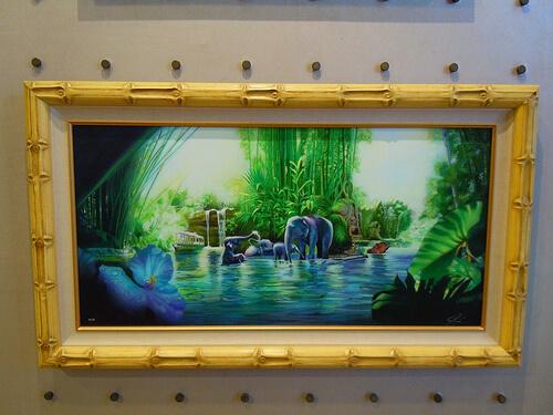 Jungle Cruise artwork