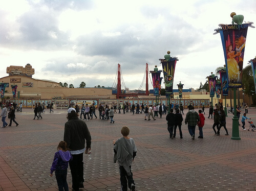 California Adventure letters removed