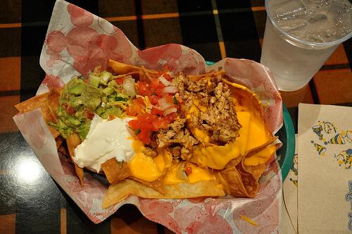 Whitewater Snacks nachos