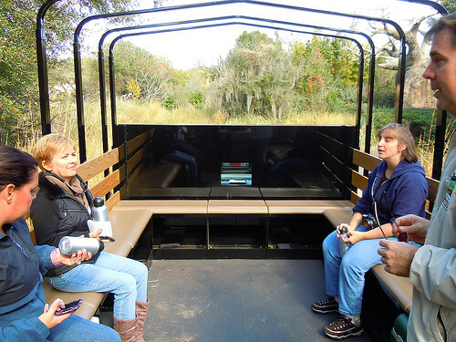 Wild Africa Trek truck