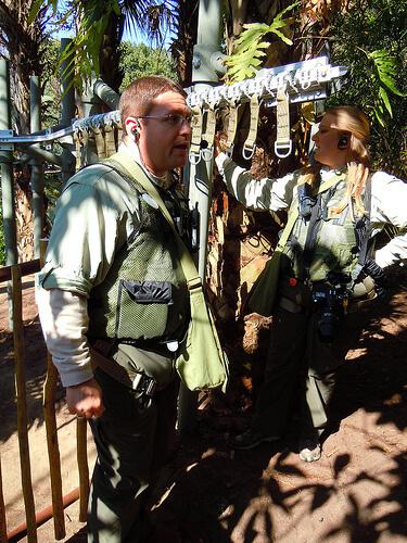 Wild Africa Trek tethers