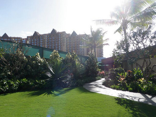Disney's Aulani Vacation Club hotel