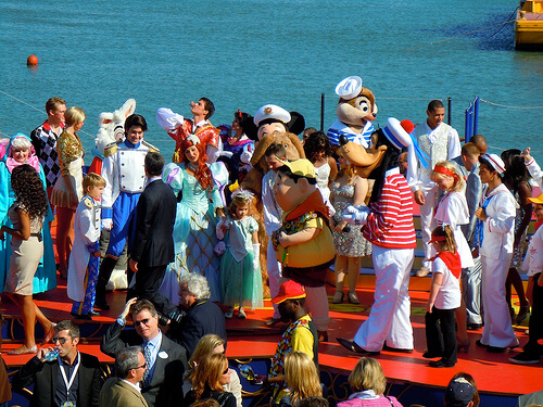 Characters - Disney Dream Christening