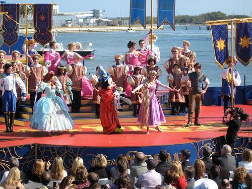 Rapunzel - Disney Dream Christening
