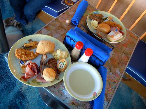 Food - Cabanas