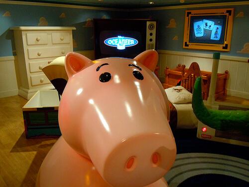 Toy Story - Oceaneer Club