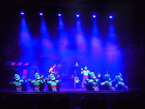 Genies - Believe stage show