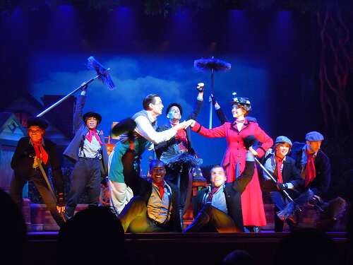 Mary Poppins - Believe stage show