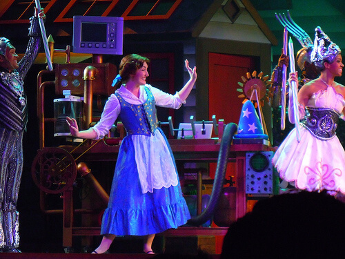 Belle - Believe stage show