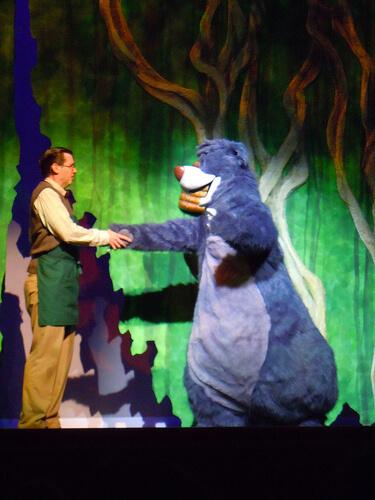 Baloo - Believe stage show