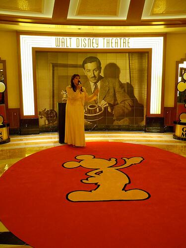 Entrance - Golden Mickeys
