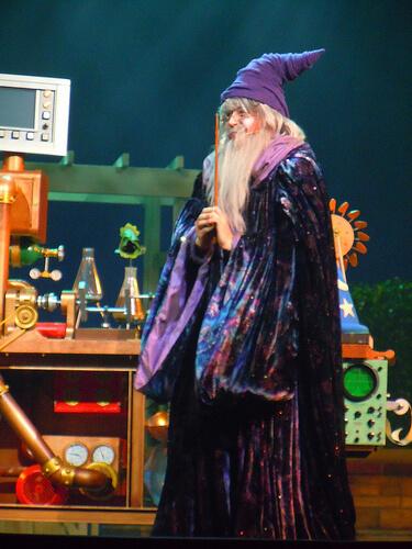 Merlin - Believe stage show