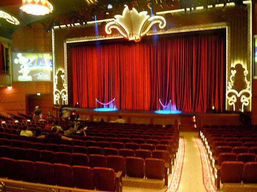 Walt Disney Theater - Golden Mickeys
