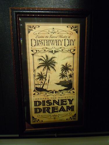 Art gallery giclee - Disney Dream