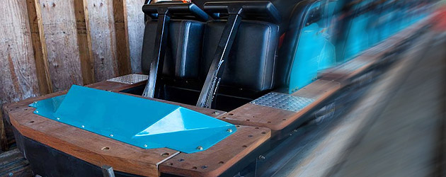 Busch Gardens Tampa Bay invites thrill seeks to try out new, faster Gwazi roller coaster trains
