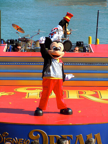 Mickey Mouse - Disney Dream Christening