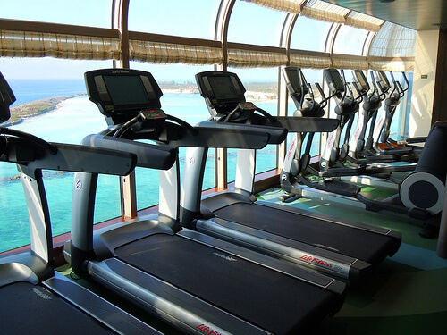 Treadmills - Senses Spa