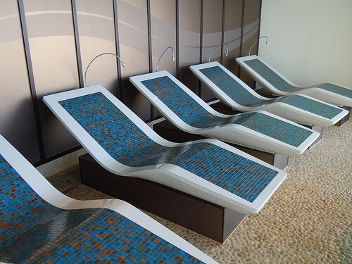 Lounge chairs - Senses Spa