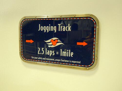 Jogging Track - Disney Dream