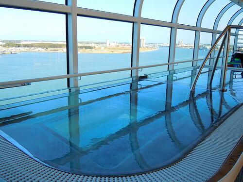Quiet Cove hot tubs - Disney Dream