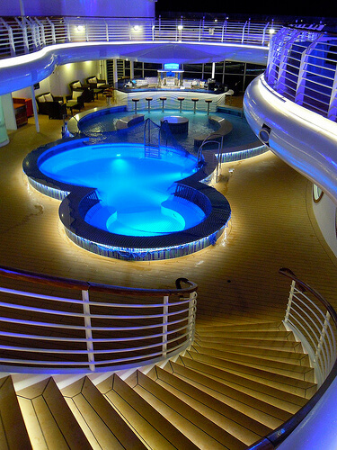 Quiet Cove, adults only - Disney Dream