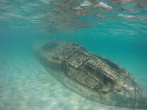 Sunken Nautilus - Castaway Cay