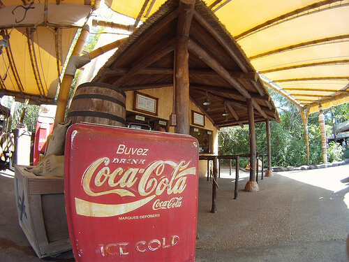 Coke in Africa Coolpost