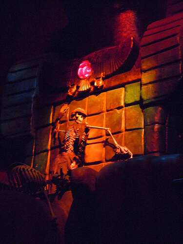 Skeleton - Great Movie Ride