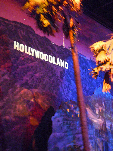 Hollywoodland - Great Movie Ride