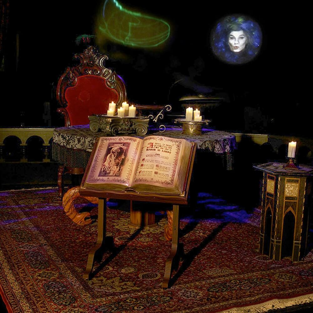 Walt Disney Worlds Haunted Mansion prepped to feature new