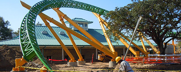 Preview: Cheetah Hunt roller coaster construction tour reveals twists, surprises and a Memorial Day opening at Busch Gardens Tampa Bay
