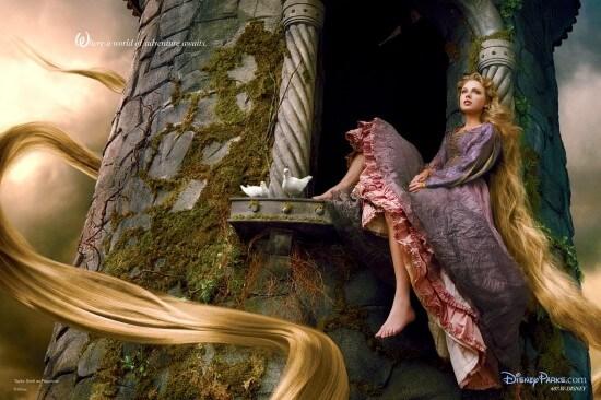 Annie Leibovitz's Celebrity Disney Dream Portraits