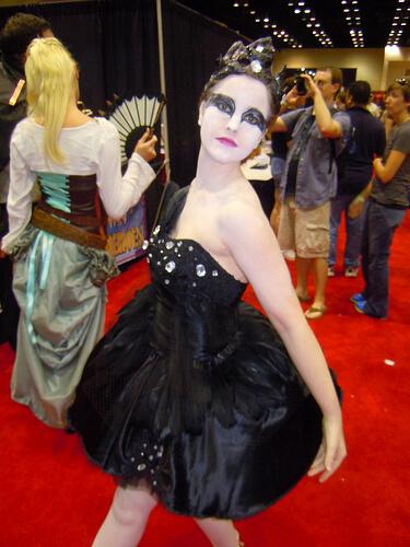Black Swan - Nina