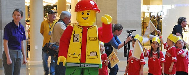Preview: New LEGOLAND Discovery Center in Texas brings theme park-style fun indoors