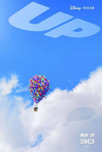 Real Life Floating House From Disney/Pixar's 'up'