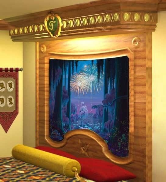 New Disney World Hotel Rooms To Feature Disney Princess