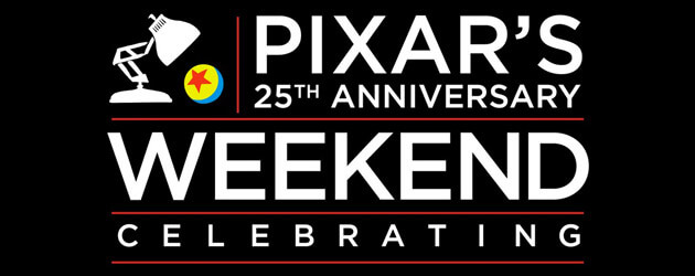 pixar movies characters. Pixar#39;s 25th Anniversary