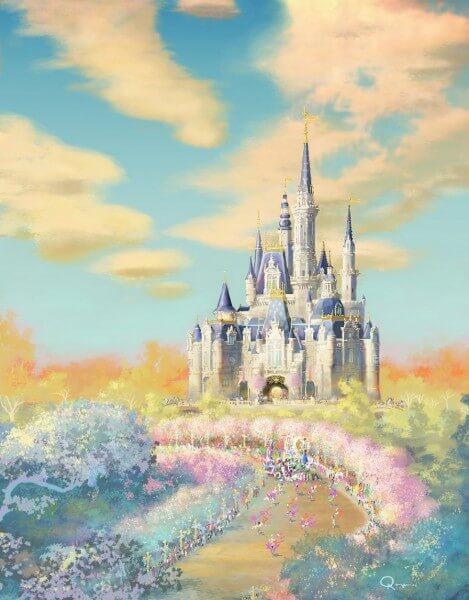 [Shanghai Disneyland] The Enchanted Storybook Castle (2016) - Page 2 Shanghai-disneyland-castle-469x600