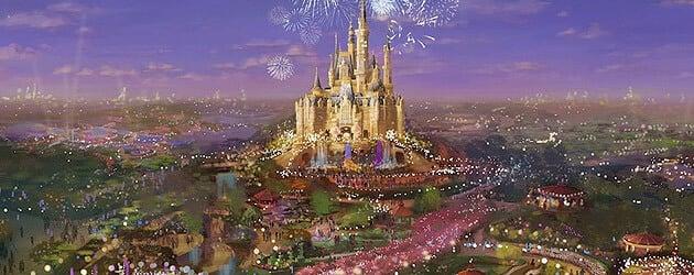 [Shanghai Disneyland] The Enchanted Storybook Castle (2016) - Page 2 Shanghai-disneyland