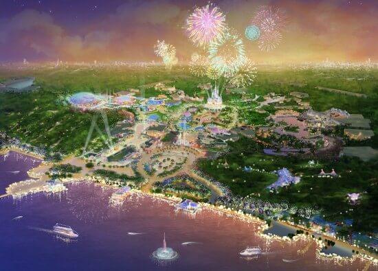 [Shanghai Disneyland] The Enchanted Storybook Castle (2016) - Page 2 Shanghaidisneyland1-550x395
