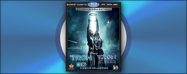 "Review: Disney ""Tron: Legacy"" and ""TRON"" Blu-ray 3D DVD Combo Pack – Bring home the Grid in a big way"