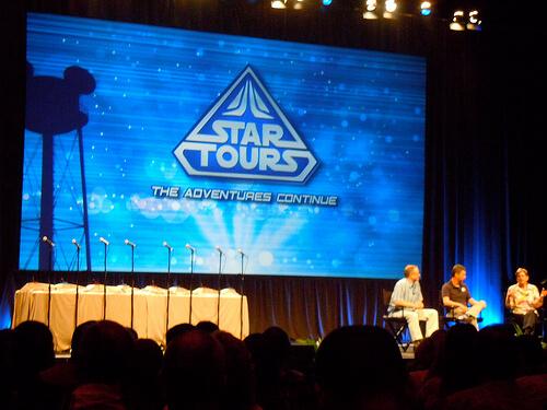 Star Tours 2 - Destination D