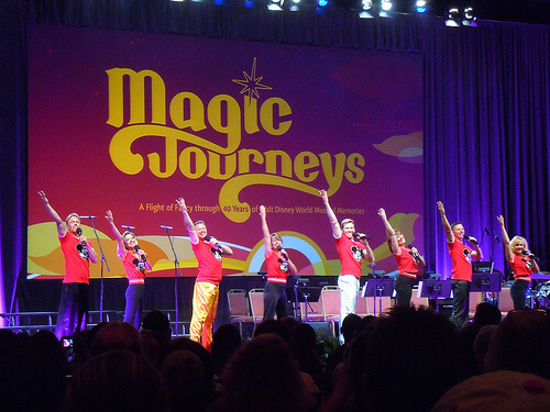 Magic Journeys - Destination D: Walt Disney World