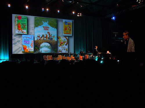 Richard Sherman at Magic Journeys - Destination D: Walt Disney World