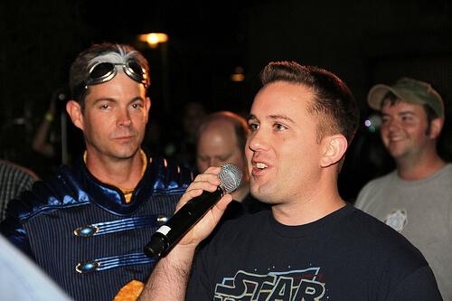 Star Tours 2 midnight meet-up