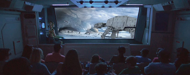 Star Tours 2 Full Video Tour Including