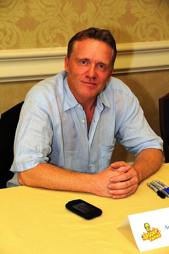 Anthony Michael Hall - Spooky Empire May-Hem 2011