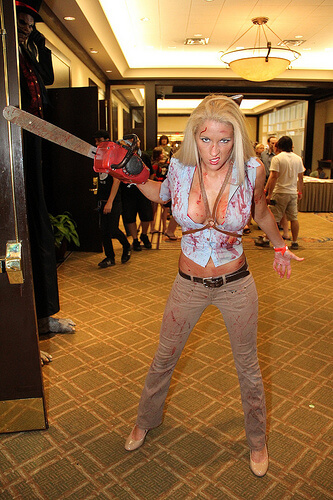 Spooky Empire May-Hem 2011